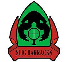 Slig Barracks by Johnny Headphones