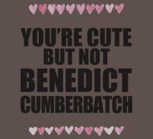Cute but not Benedict Cumberbatch One Piece - Short Sleeve