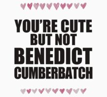 Cute but not Benedict Cumberbatch Kids Clothes