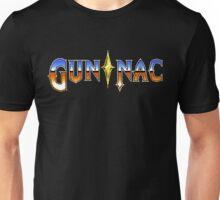 Gun Nac - NES Title Screen Unisex T-Shirt
