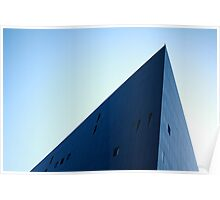 Pointy Building Poster