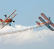 Breitling Wingwalkers 1 by © Steve H Clark Photography