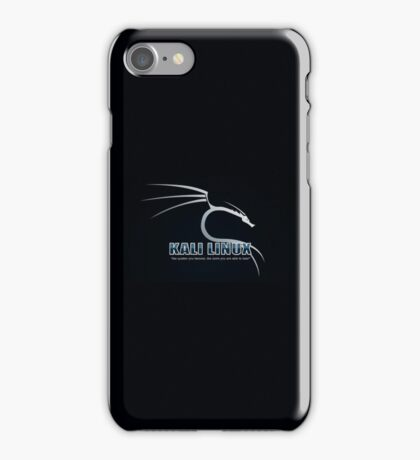 Kali Linux iPhone Case/Skin