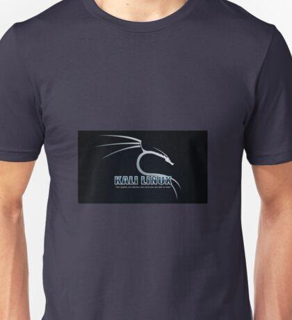 Kali Linux Unisex T-Shirt