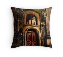 Dresden Hofkirche  Throw Pillow
