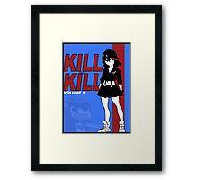 KILL LA BILL 1 Framed Print
