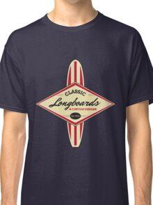 Classic Longboards Custom Surfboards Classic T-Shirt