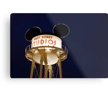 Walt Disney Studios Metal Print