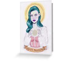 Infinite Possibilities Greeting Card