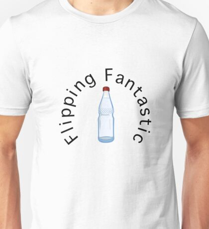 Flipping Fantastic Water Bottle Flipping T-Shirt Unisex T-Shirt