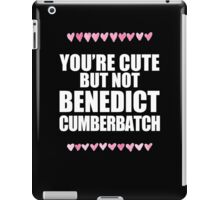 Cute but not Benedict Cumberbatch iPad Case/Skin