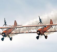 Breitling Wingwalkers 2 by © Steve H Clark Photography