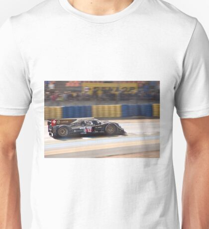 Rebellion Racing at Le Mans 2012 Unisex T-Shirt