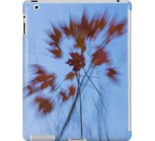 Abstract Impressions of Fall - the Song of the Wind  iPad Case/Skin
