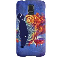 Tenth Banksy (Grunge Version) Samsung Galaxy Case/Skin