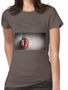 boxe Womens Fitted T-Shirt