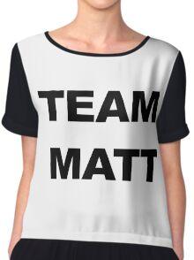 Team Matt - Fuller House Chiffon Top