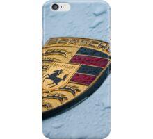 Springende Pferd von Porsche iPhone Case/Skin
