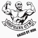 ORPHANS GYM RAISED BY IRON BLACK by thefiddler