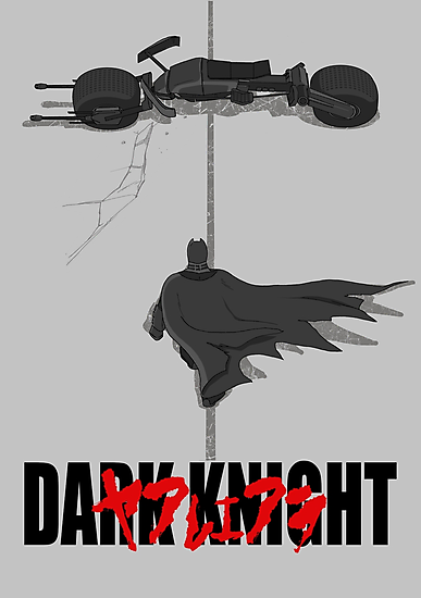 Dark Knight by dutyfreak