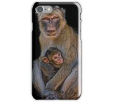 motherly love iPhone Case/Skin