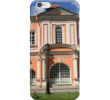 building  in classical style tilt shot iPhone Case/Skin