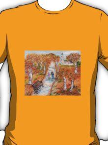 L'autunno della vita T-Shirt