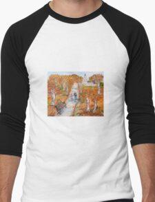 L'autunno della vita Men's Baseball ¾ T-Shirt