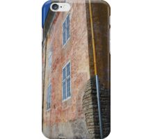 old house iPhone Case/Skin