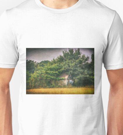 Derelict Barn  Unisex T-Shirt