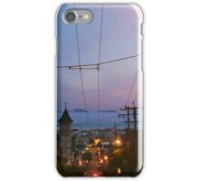 Steinter Street and the Morning Fog iPhone Case/Skin