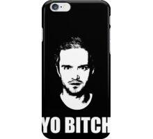 Jesse Pinkman - YO BITCH iPhone Case/Skin
