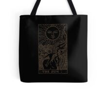 The Sun Tarot Tote Bag