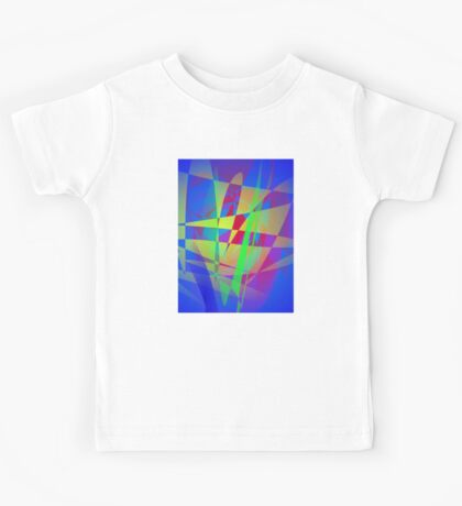 Blue Reflection Kids Tee