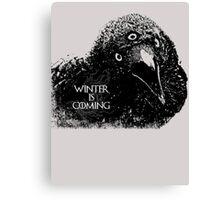 Three-eyed Raven ( GoT ) Canvas Print
