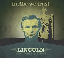 Abraham Lincoln by TICS