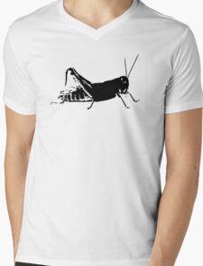 Young Grasshopper Mens V-Neck T-Shirt