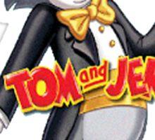 tom & Jerry  Sticker