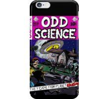 Odd Science iPhone Case/Skin