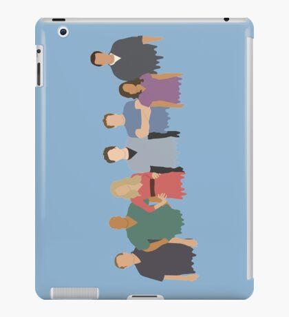 Scrubs Cast iPad Case/Skin