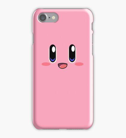 Kirbi star iPhone Case/Skin