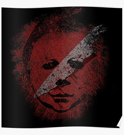 Michael Myers - in the blood Poster