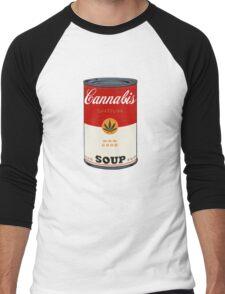 CANnabis Men's Baseball ¾ T-Shirt