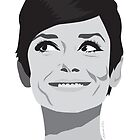 Audrey Hepburn - Icon by Victoria Ellis