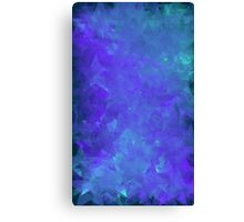 Abstract Starry Stuff 1 Canvas Print