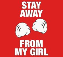 Stay Away From My Girl & Stay Away From My Boy Couples Design by 2E1K