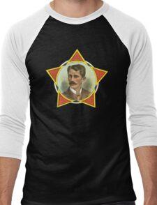 Man in Star Men's Baseball ¾ T-Shirt