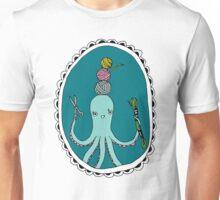 Mademoiselle Octopus: Crafting Unisex T-Shirt