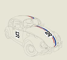 Herbie — The Love Bug by Martin Lucas