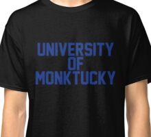 University of Monktucky NCAA Kentucky Malik Monk Basketball Fan Shirt Classic T-Shirt